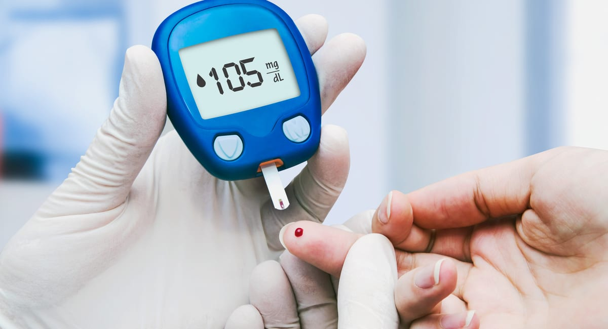 Controla tu diabetes