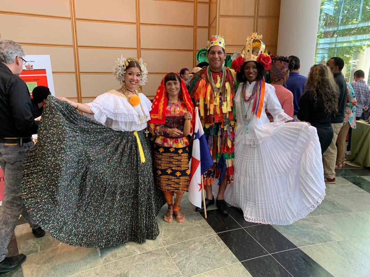Celebra Panamá cumple 13 años de festejar su cultura y orgullo panameño en Georgia