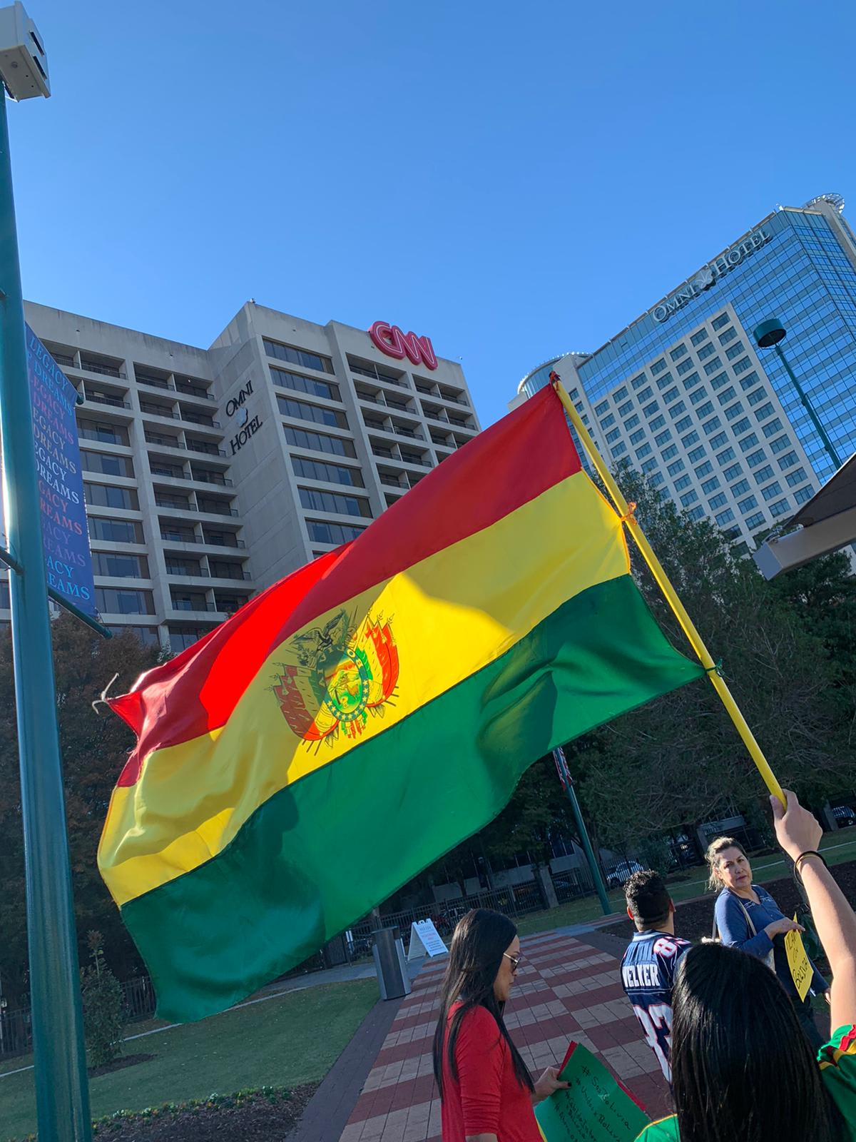 Bolivianos en Georgia 3