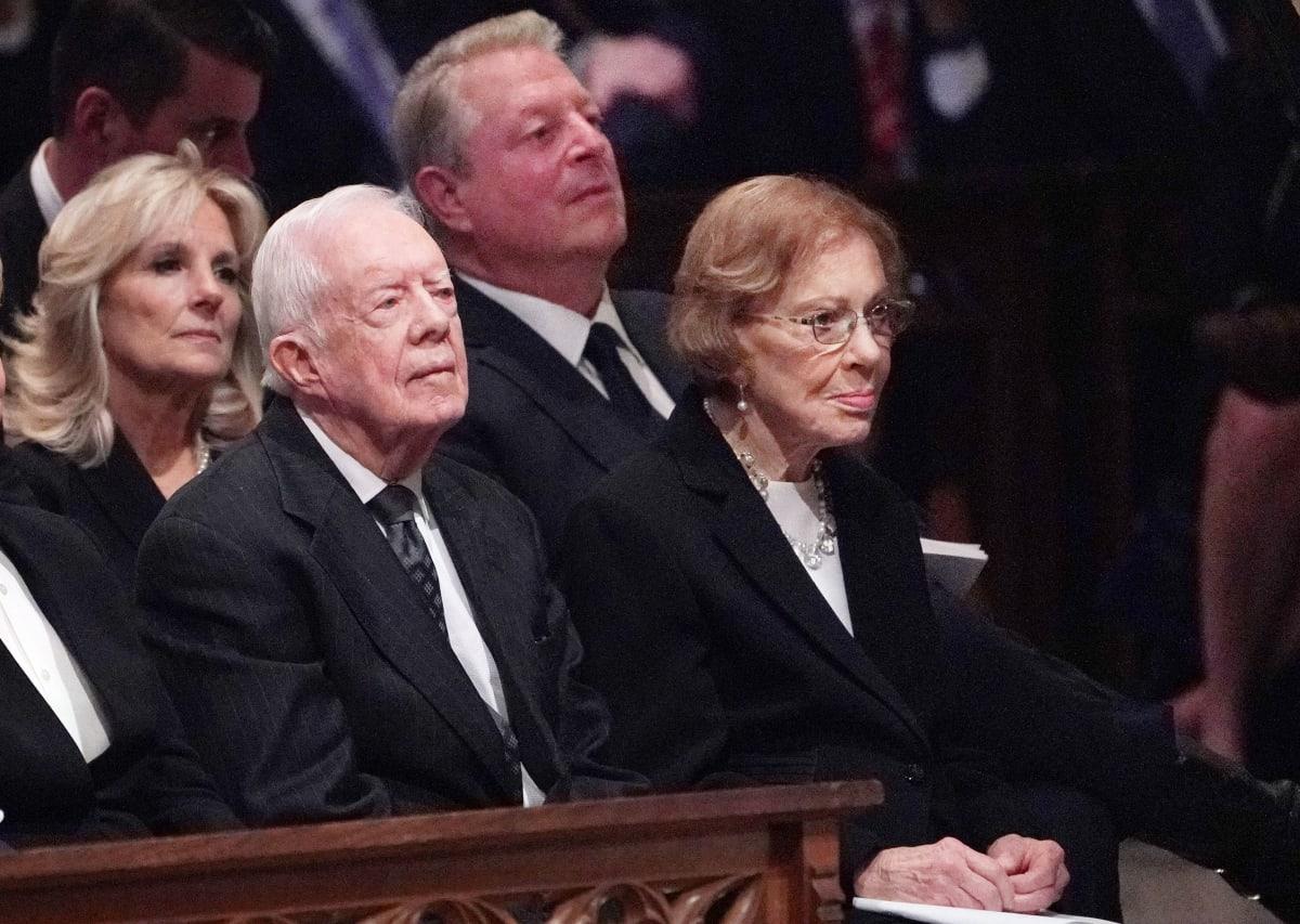 Jimmy Carter será operado