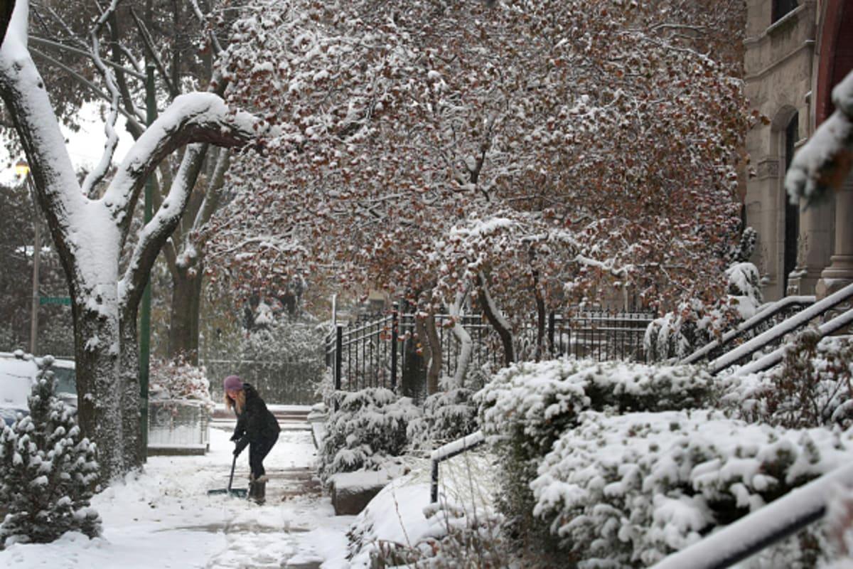 Explosión ártica rompe 300 mínimos históricos de bajas temperaturas