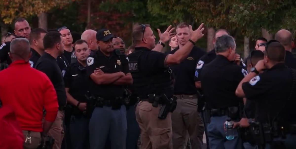 Así se preparan los policías en Atlanta para enfrentar un tiroteo