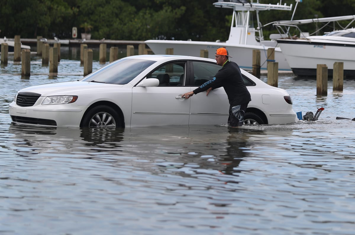 Nivel del mar en Florida aumentará rápidamente en años venideros