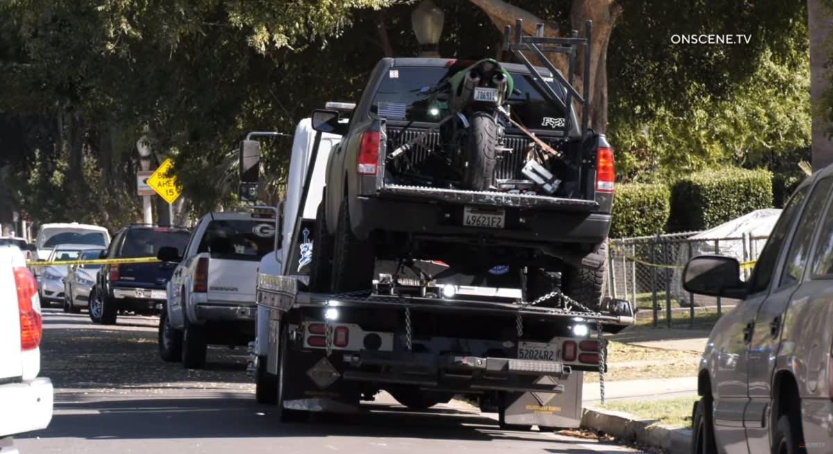 California. Procesan a hispano que mató al operador de grúa que arrastraba su auto