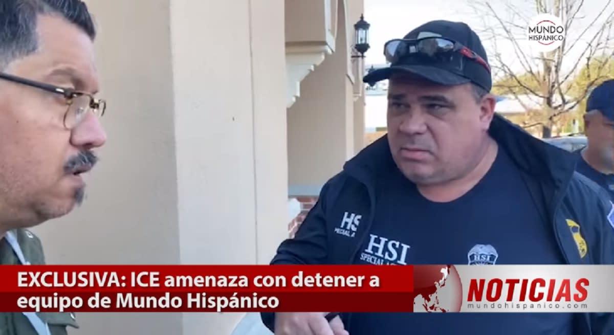 Periodistas de Mundo Hispánico-amenazas-cárcel