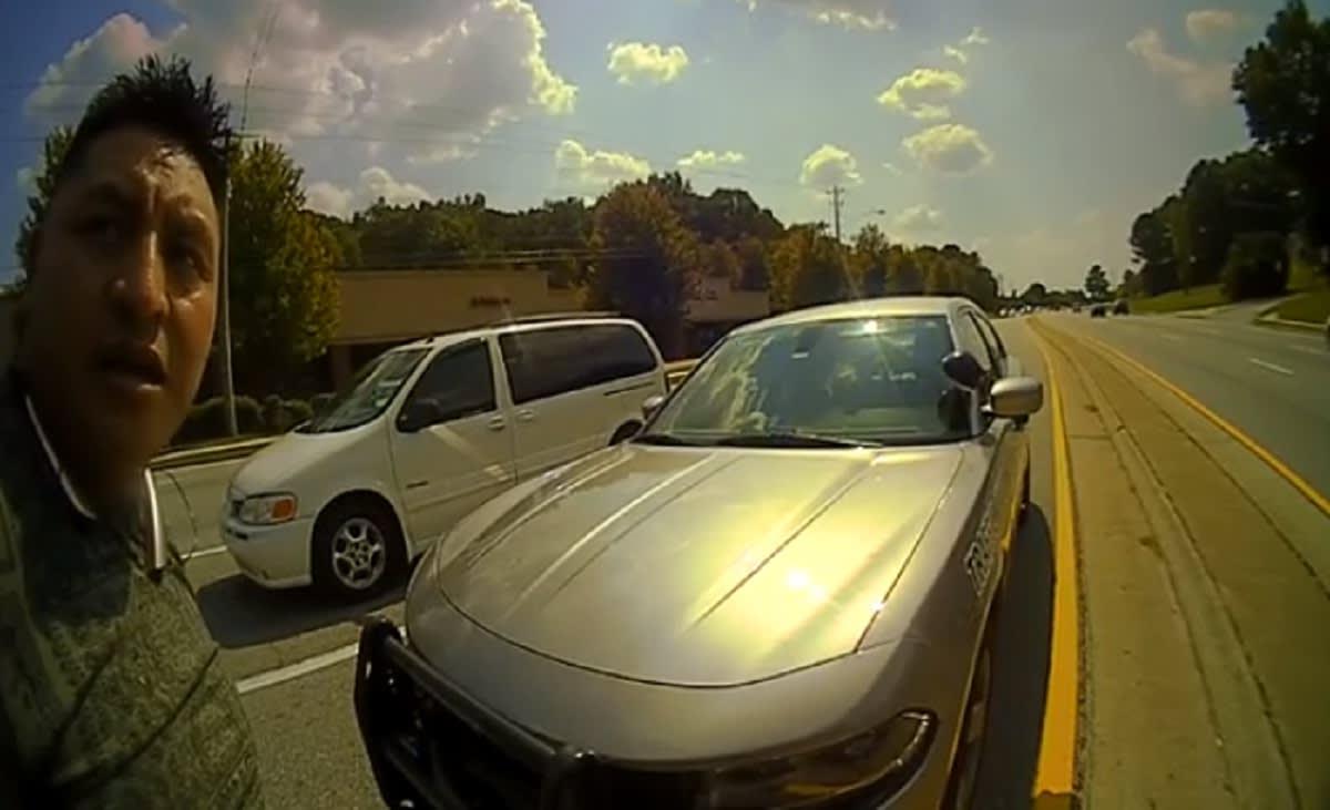 Condena por exceso de velocidad en zona escolar
