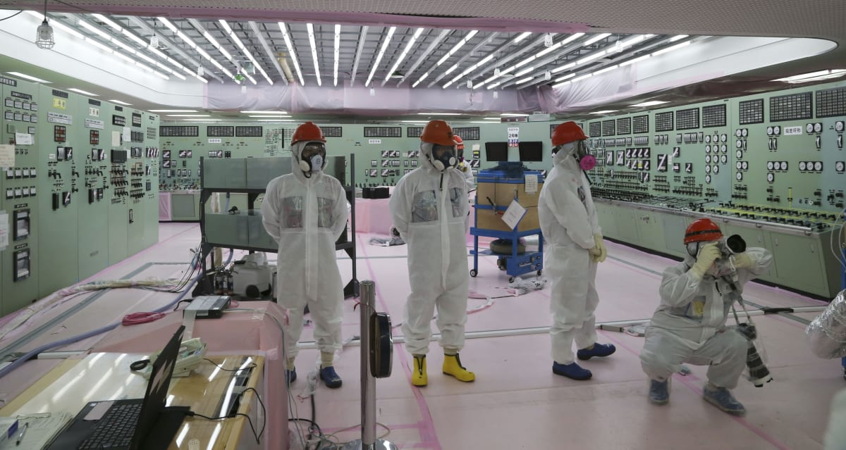 japón propone agua radioactiva