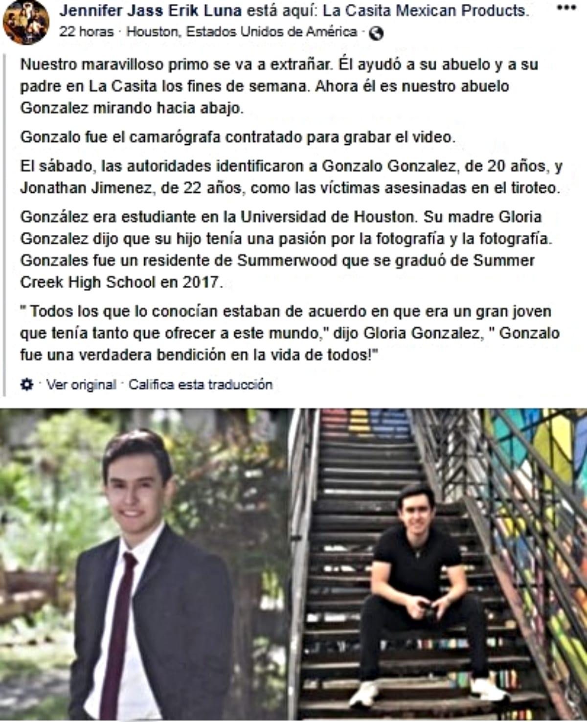 Gonzalo González
