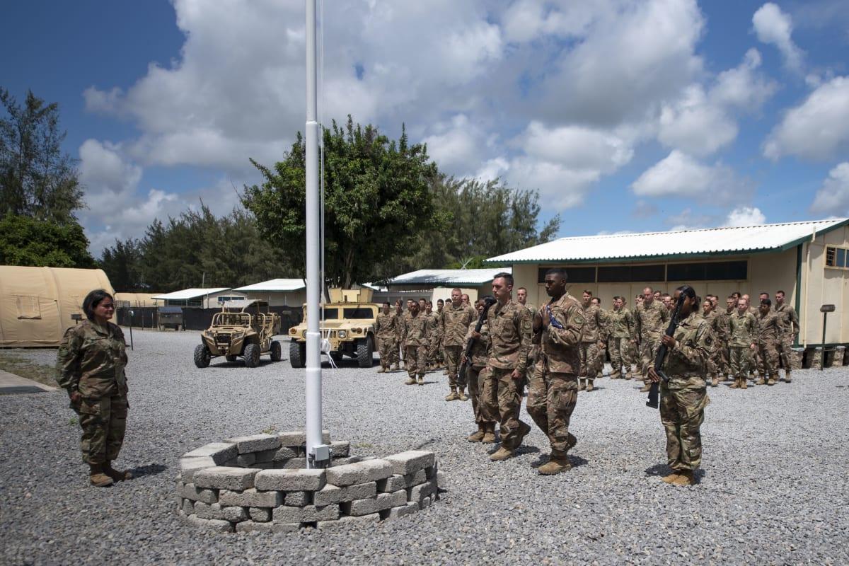 base Estados Unidos Kenia