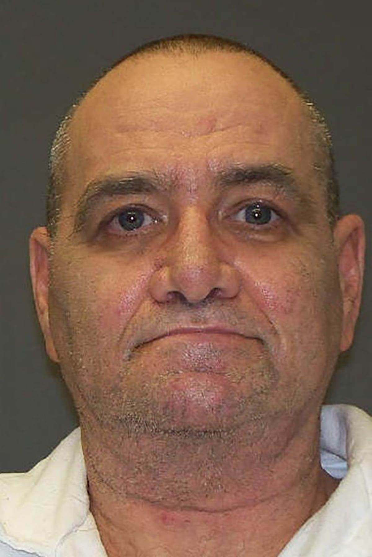 Hombre de Texas ejecutado por asesinar a esposa se disculpa con su familia