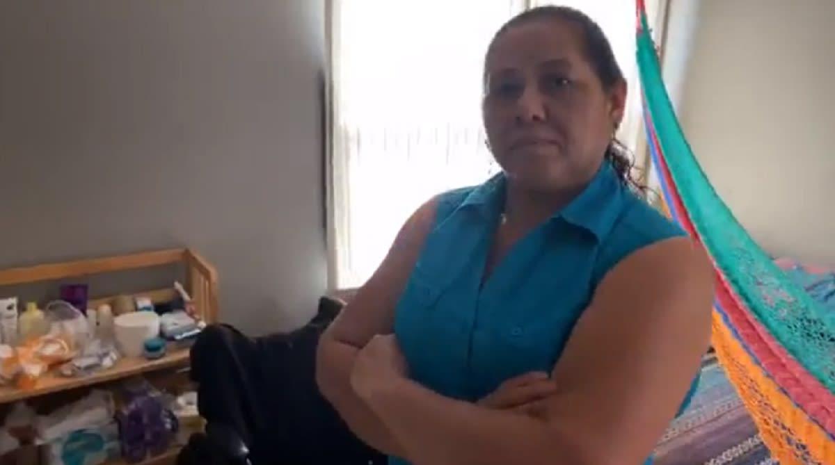 Abuelita hispana-ayuda- Georgia-reina