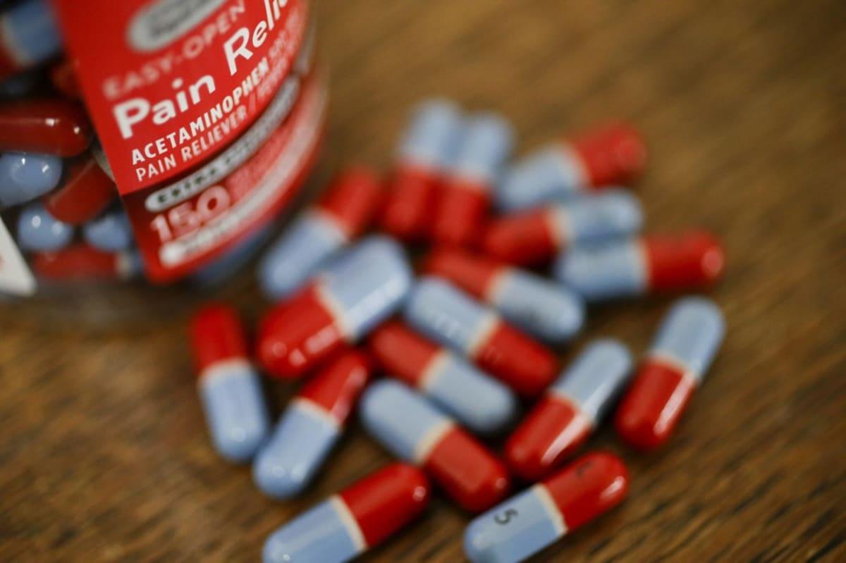 California considera declarar el acetaminofén como carcinógeno