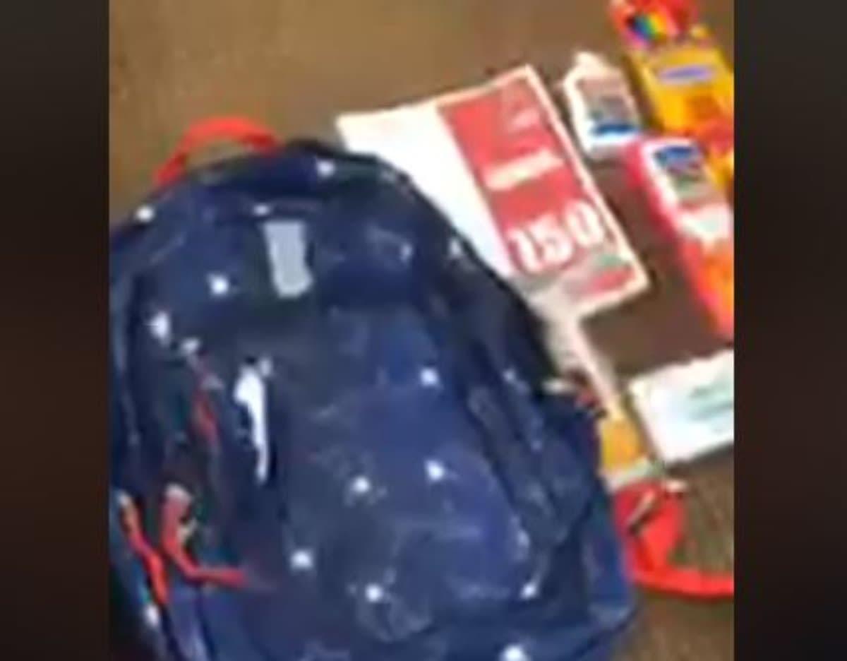 Policía de Chamblee alista entrega de mochilas a estudiantes en DeKalb