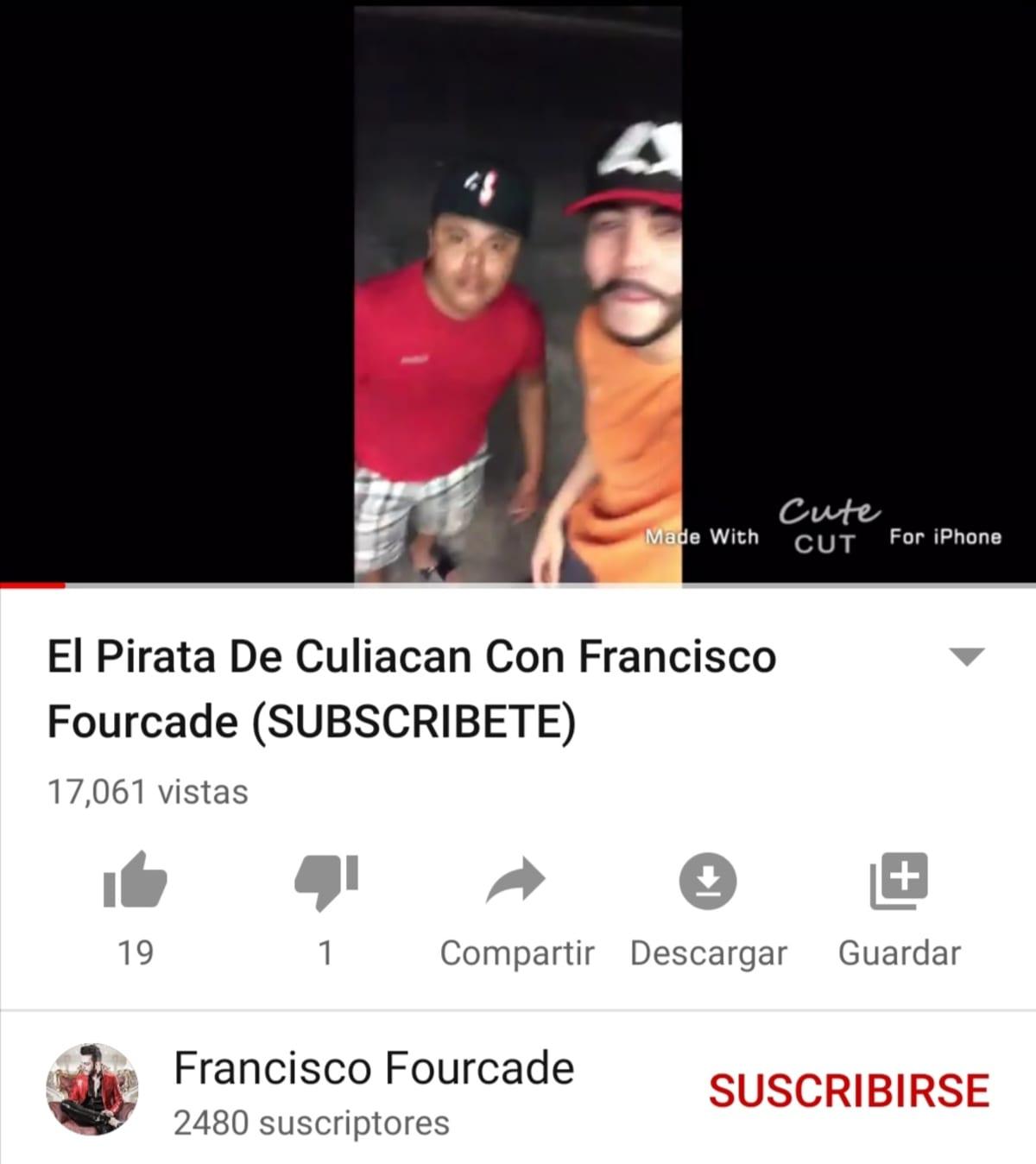 Pirata Culiacán Francisco Fourcade