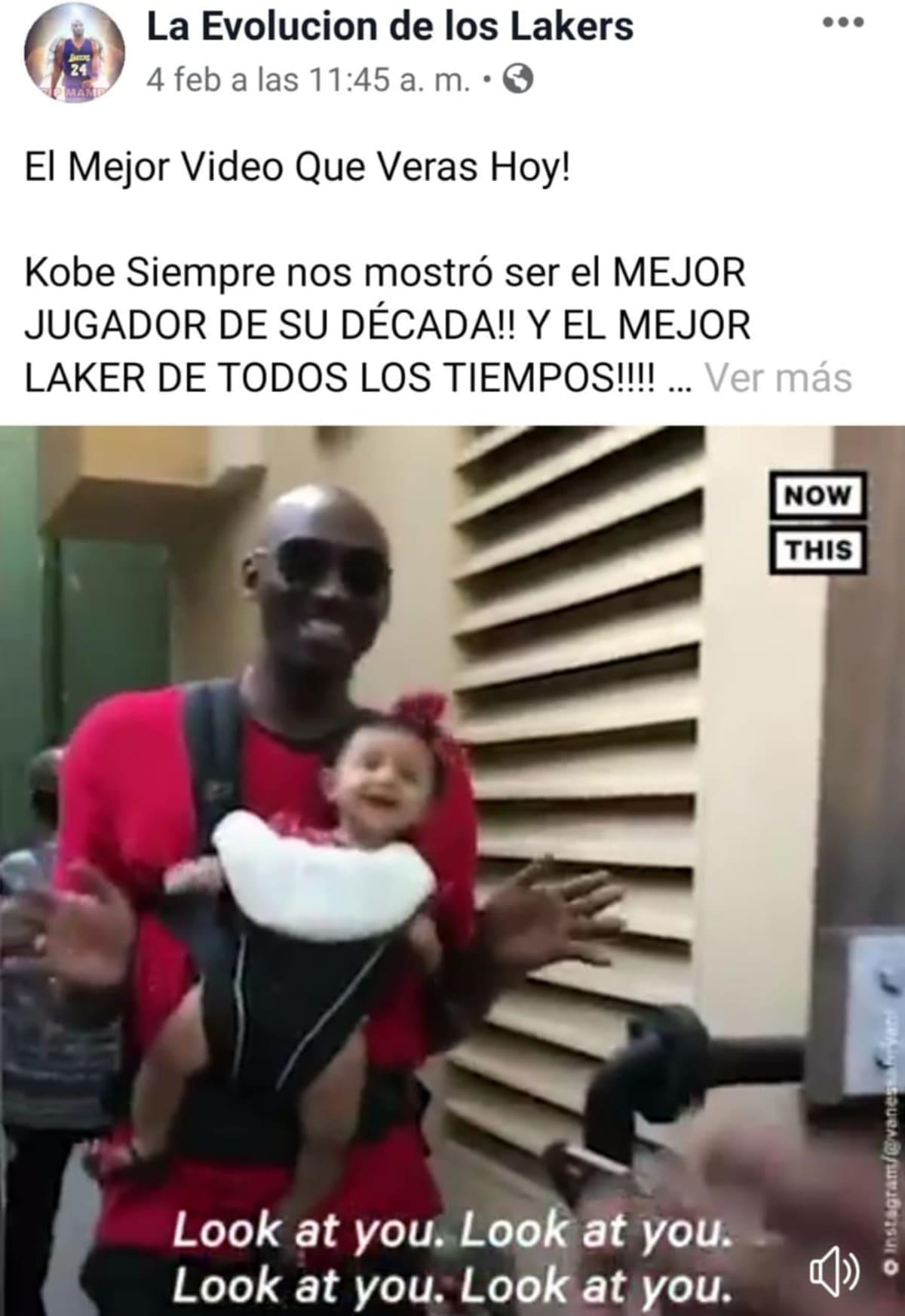 Kobe Bryant papá