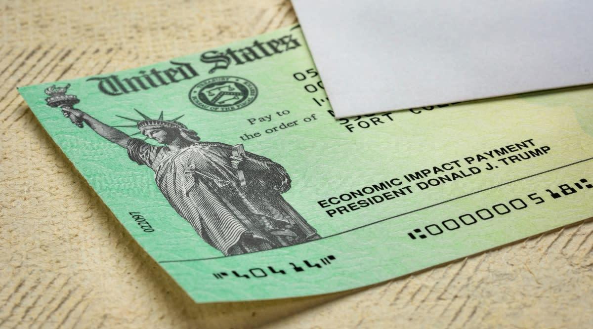 Cheque de estímulo económico: ¿quienes lo recibirían esta semana?