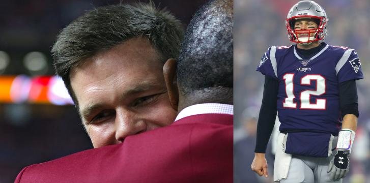 Tom Brady deja Patriots .