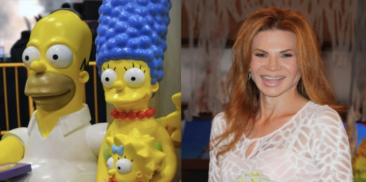 Los Simpson, Mhoni Vidente, The Eye of the Darkness