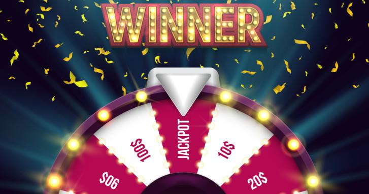 gana la lotería