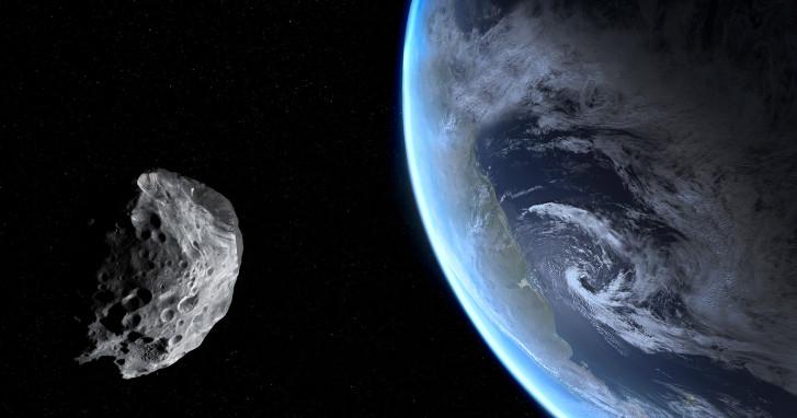 Asteroide pirámide