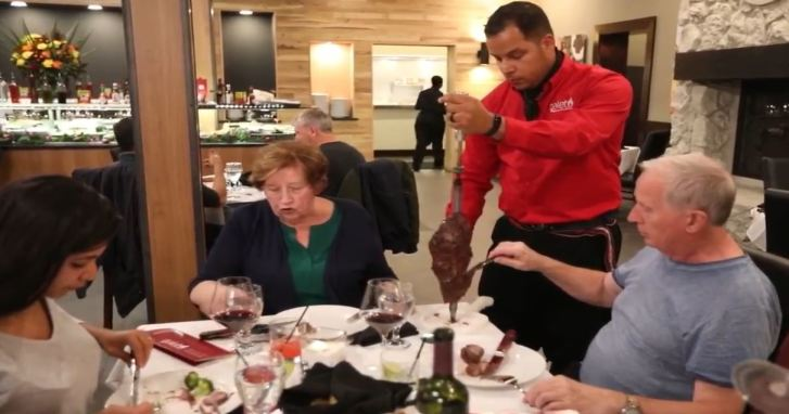 Cocinó desde niño y hoy lidera un restaurante brasileño de excelencia