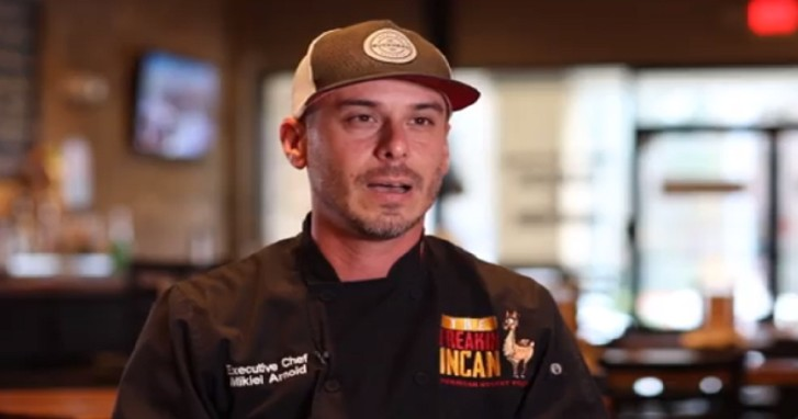 Mikiel Arnold- comida peruana-Georgia