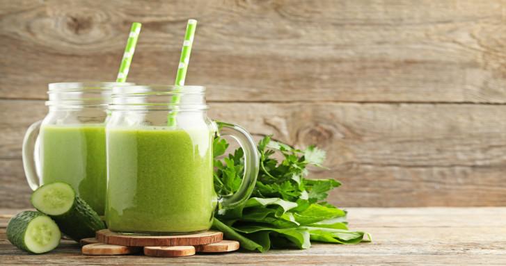 jugo verde prevenir resfriados