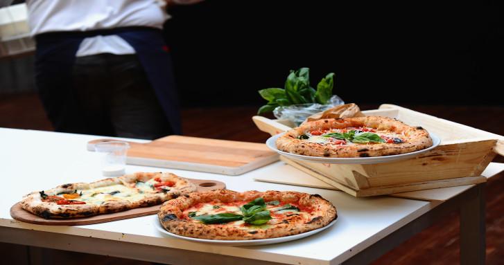'Festival della Pizza e Mozzarella' At FICO - Mostarda Challenge Event At FICO In Bologna