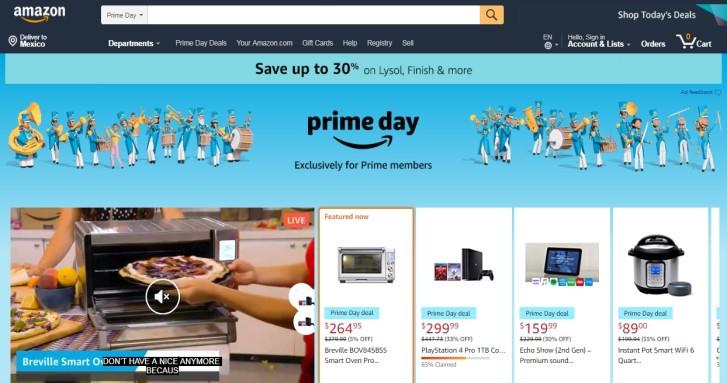 Amazon prime day, ofertas estafas