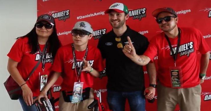 NASCAR una experiencia única para toda la familia