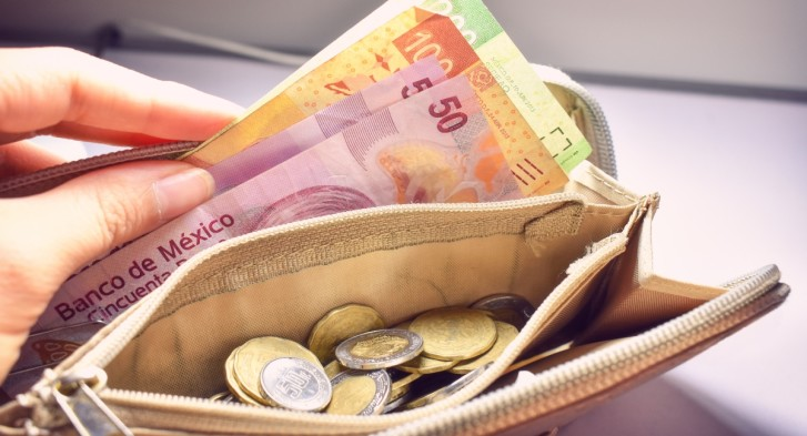 peso mexicano 2 julio dólar