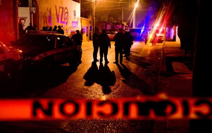 Ataque fiesta muertos Veracruz Francisco Navarrete Serna Sol de Tierra Blanca