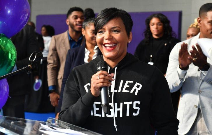 alcaldesa Atlanta inmigrantes plan Trump