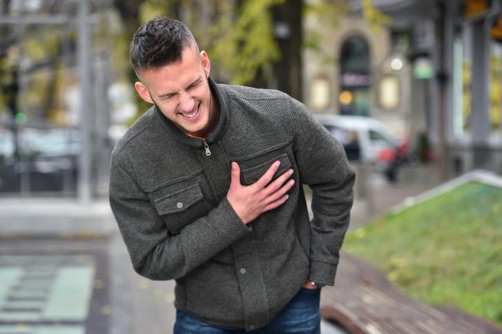 Ataque al corazón-prevención-riesgo-salud