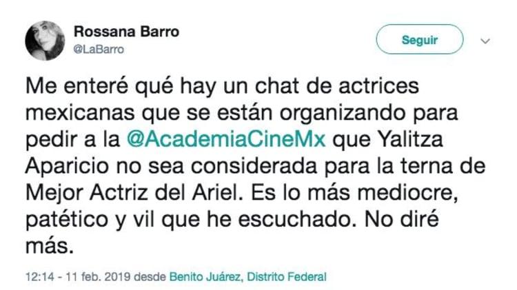 Rossana Barro-Twitter