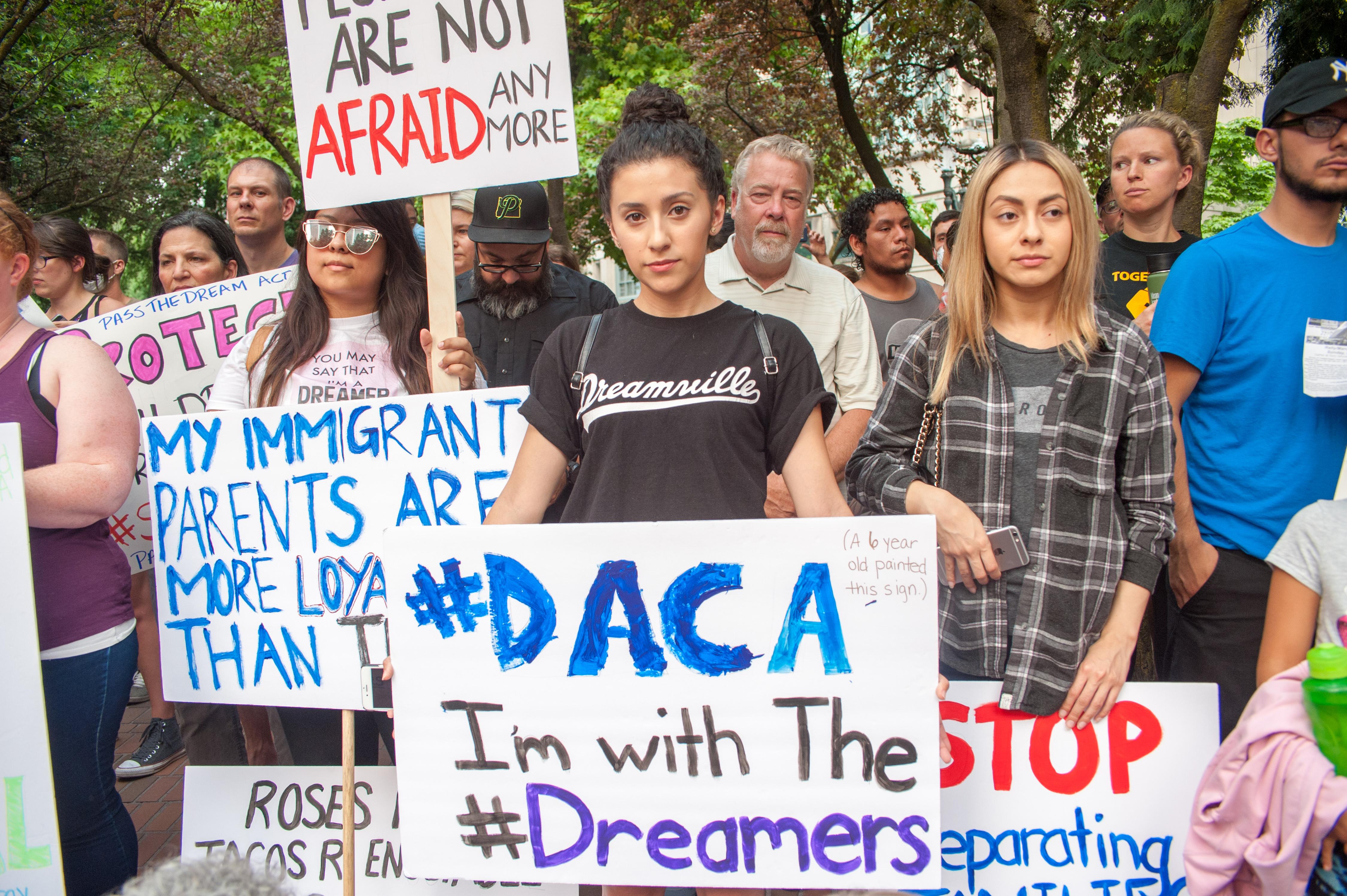 DACA TPS Donald Trump, DACA, inmigrantes, Corte de Apelaciones, San Francisco, William Alsup, Barack Obama, Texas, California, Suprema Corte