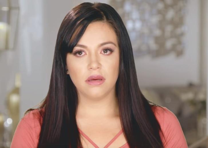 Jacqie Rivera embarazo