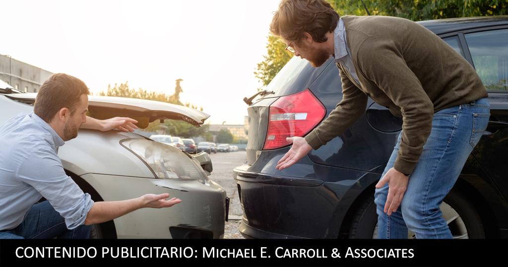 Accidentes de autos, asesoría de abogados