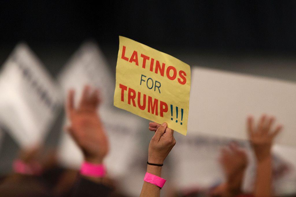 Mexicano votó Trump