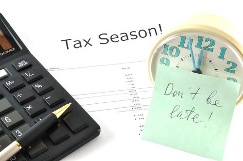 declaración de impuestos