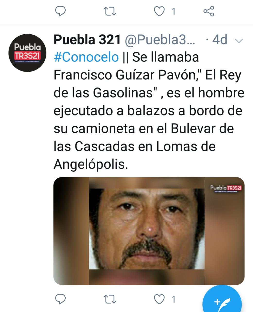 Francisco Guízar homicidio