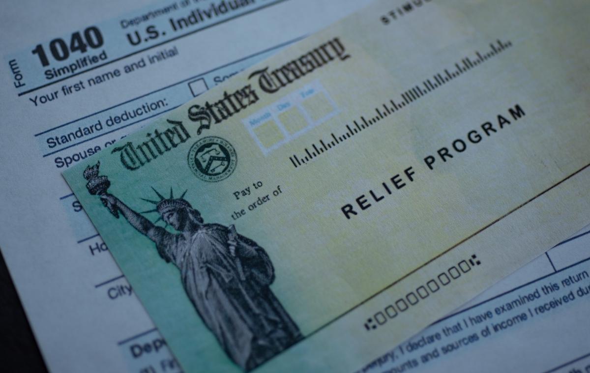 cheque coronavirus, cheque coronavirus sintecho IRS