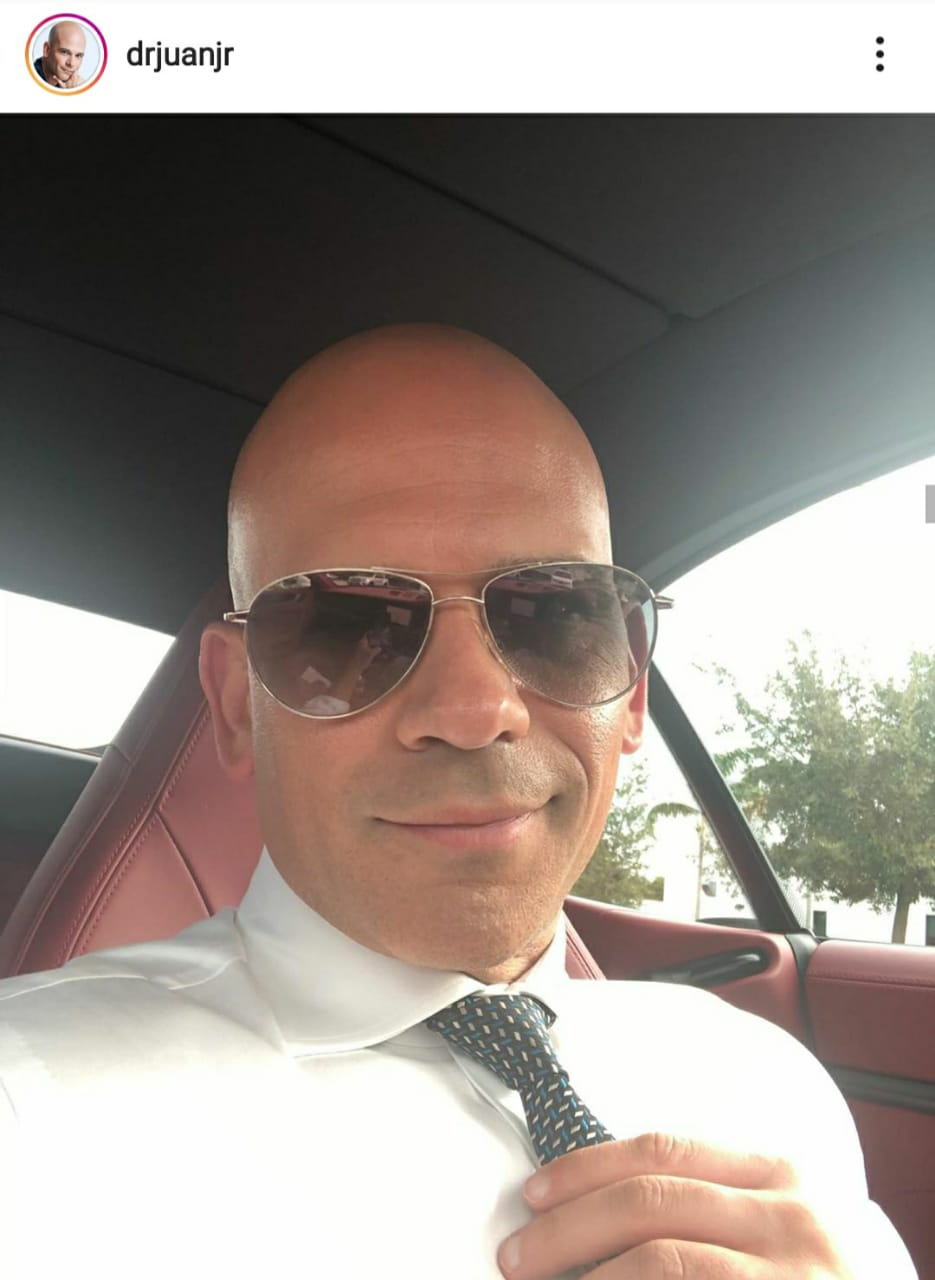 Dr Juan Rivera esperanza hispanos coronavirus