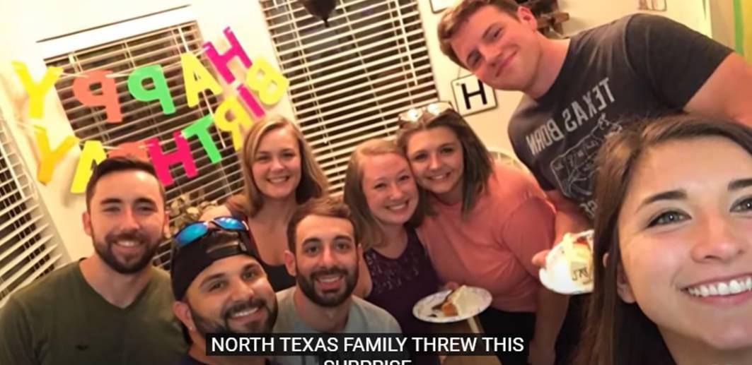 Familia Texas coronavirus