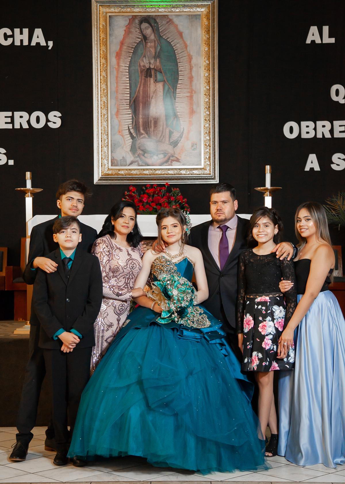 Quinceañera de la semana Aracely Torres Hernández