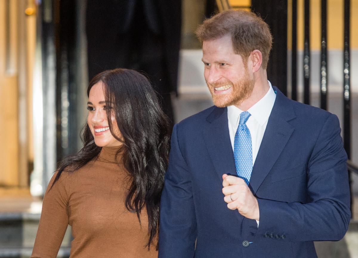 Harry y Meghan Markle despiden a todos sus empleados en Reino Unido