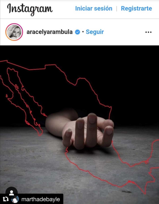Aracely Arámbula Fátima