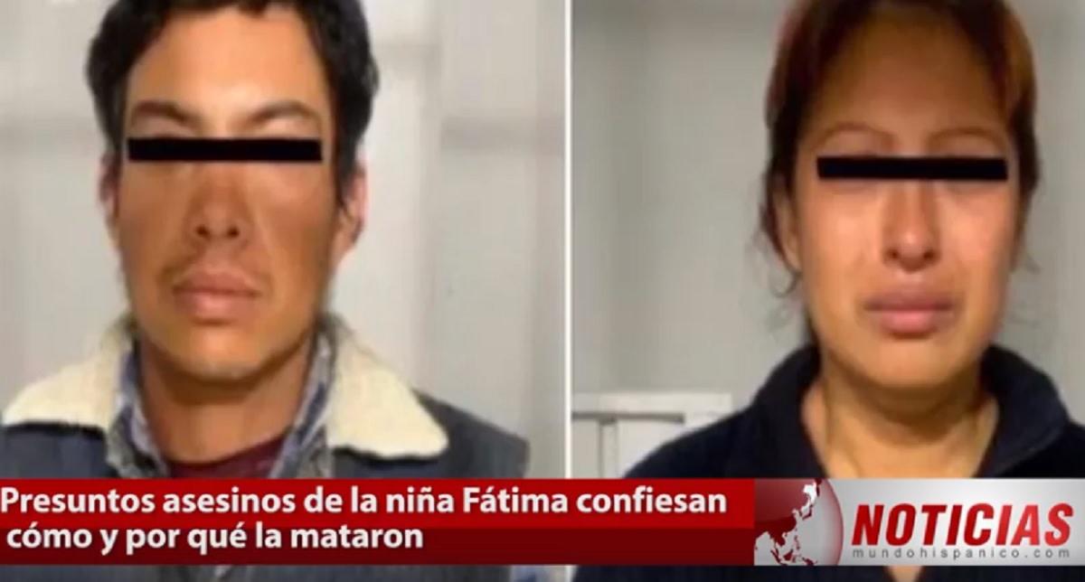 Asesinos de Fátima-confesaron-niña-México
