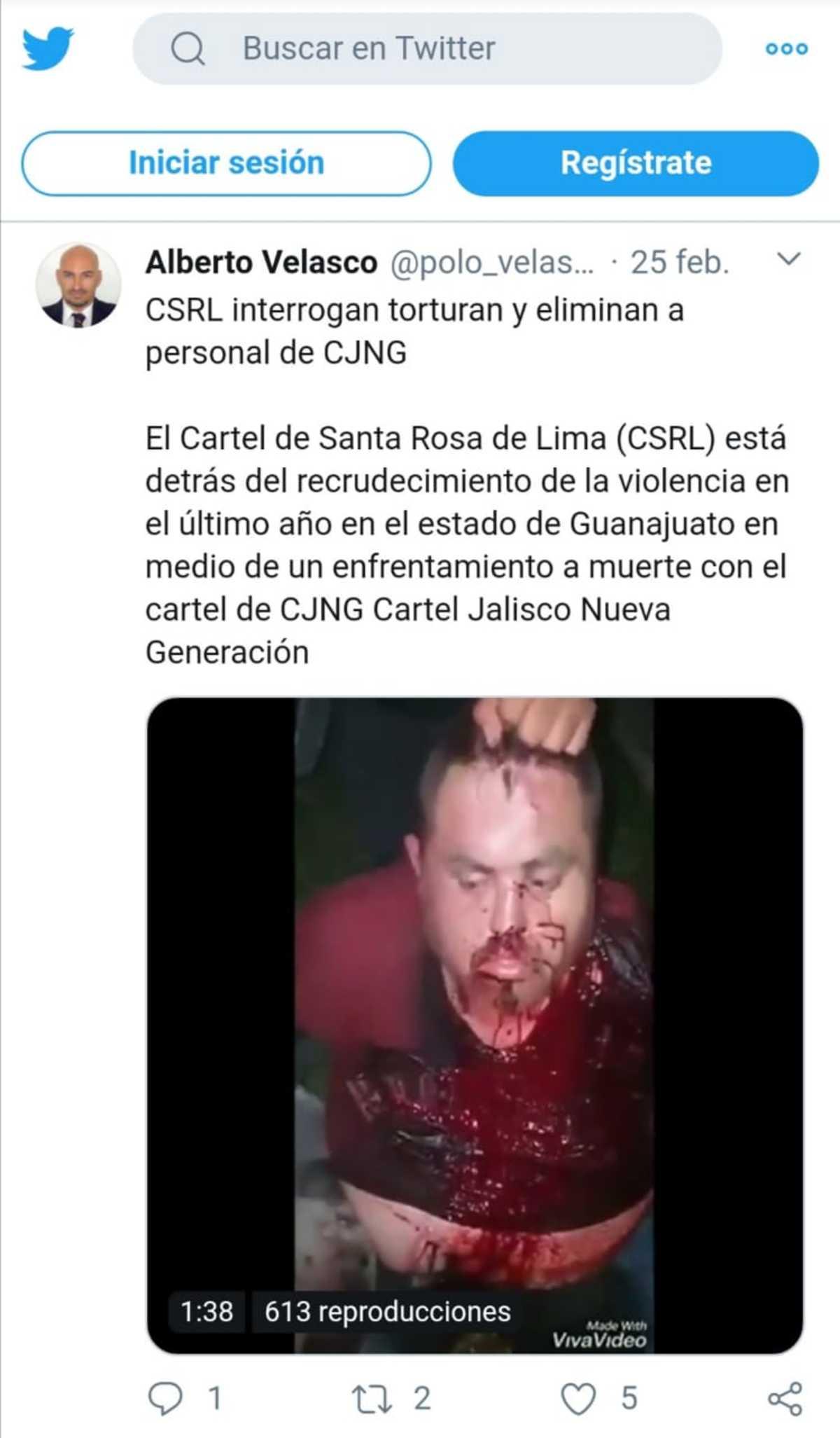 Cártel Santa Rosa Lima