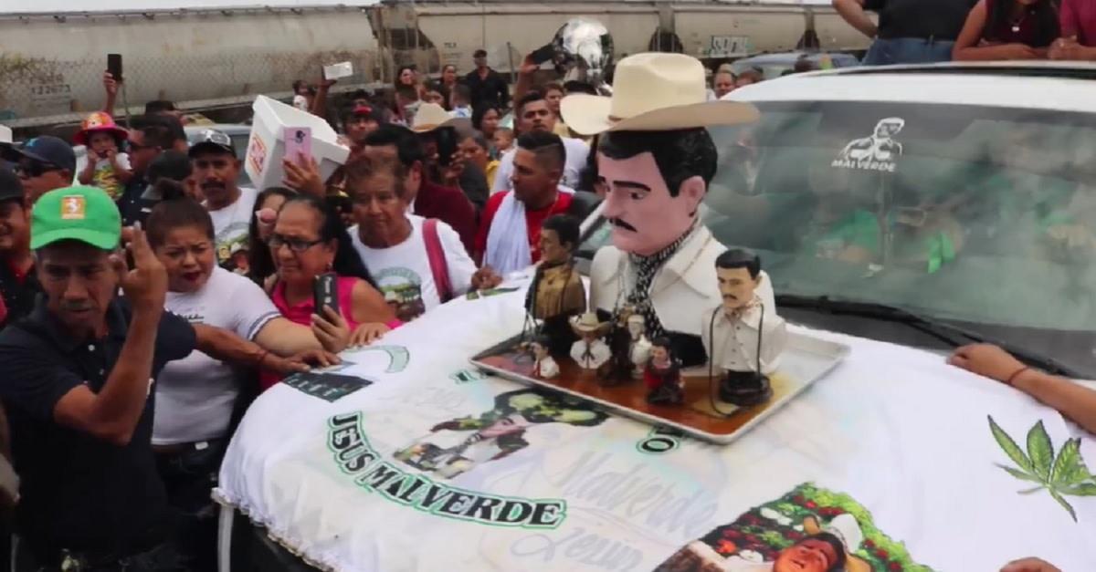 Veneración-de-Jesús-Malverde-culto- Sinaloa